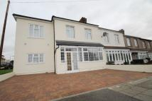 semi detached house in Tomswood Hill, Chigwell...