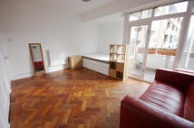 Studio flat in St. Pancras Way, London...