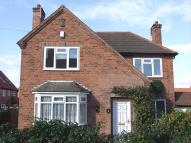 3 bedroom Detached home in Dover Street, Southwell...