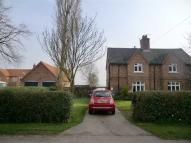 semi detached house in Roewood Lane, Winkburn...