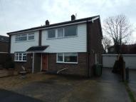 3 John Howes Close semi detached house for sale