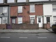 Terraced property in Trafalgar Street...