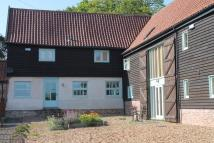 3 bedroom Barn Conversion to rent in Hurn Lane, Tacolneston...