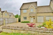 semi detached house in Gosditch Cottage, Latton...