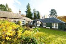semi detached property for sale in Garden Cottage, Rachan...