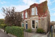 semi detached home for sale in Newhaven Road, Edinburgh...