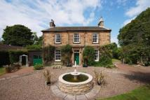 Detached property in The Old Manse...