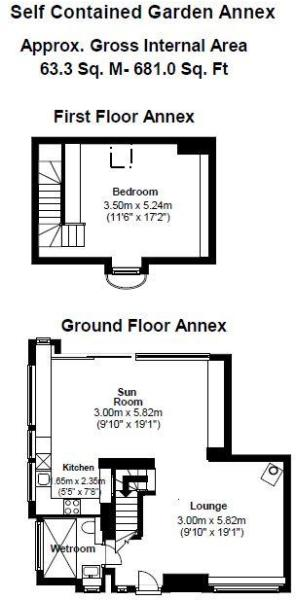 Mews House Plan