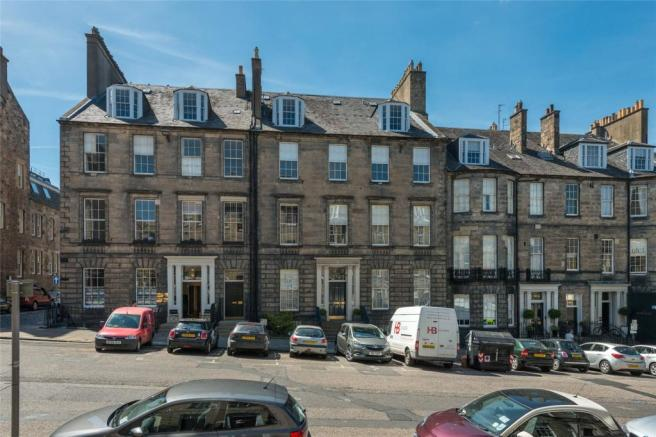 6 bedroom terraced house for sale in north castle street