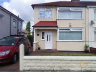 semi detached property in Merton Crescent, Huyton...