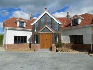 4 bedroom new house in Downhall Park Way...
