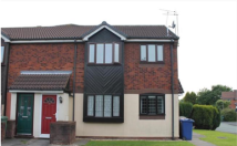 Maisonette to rent in Rembrandt Close, Cannock...