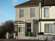 3 bedroom End of Terrace house to rent in Priory Road, Hastings...