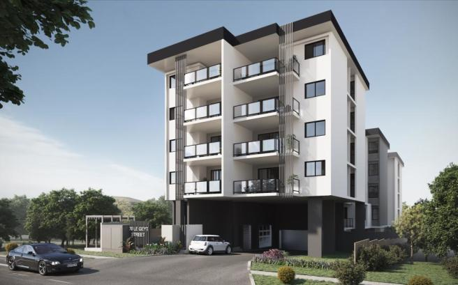 2 Bedroom Apartment For Sale In Queensland Brisbane City Australia