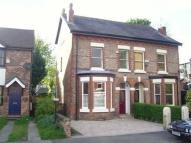 4 bed semi detached house in Cresswell Grove...