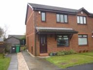 3 bed semi detached property in Craig Ridge Place...