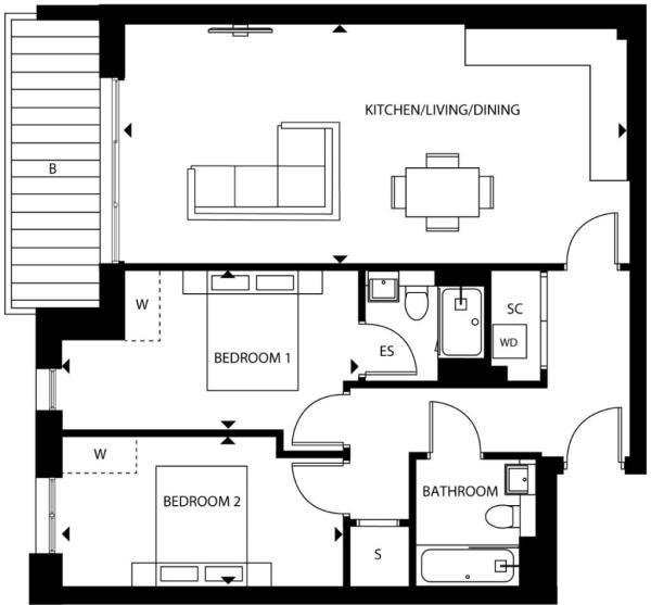 Floorplan D25