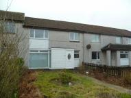 Terraced house in Keith Drive, Glenrothes...