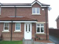 2 bedroom semi detached house in Fleming Drive, Kirkcaldy...