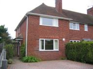 semi detached house in High Street, Watchfield