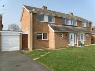 3 bed semi detached home in Chapelwick Close