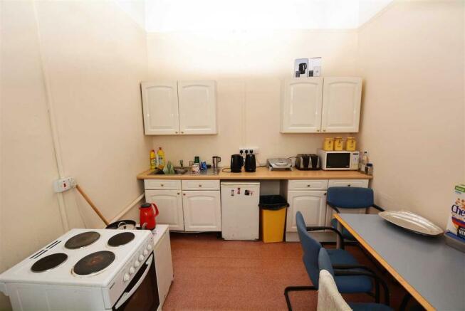 Kitchen/ Staff Room