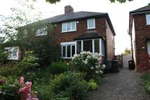 semi detached property in Cadeby Road, Sprotbrough...