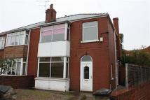 semi detached property to rent in Adwick Road, Mexborough