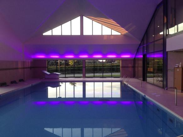 Swimming Pool at Acresfield Health Club