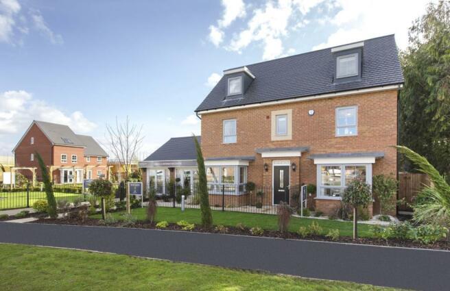 Warwick Show Home