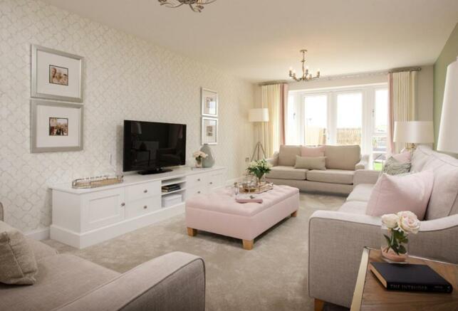 stratford living room