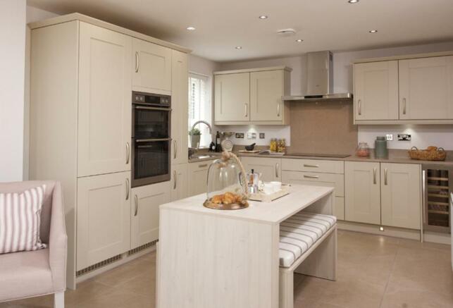 stratford kitchen