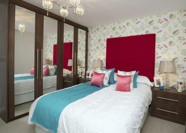 cheadle bedroom
