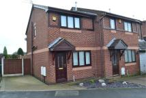 2 bedroom semi detached home in Gray Close, New Springs...