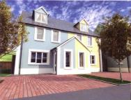 Y Dinefwr semi detached house for sale
