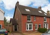 semi detached home to rent in Doods Road, Reigate...