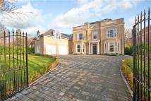 new property in Eaton Park, Cobham...