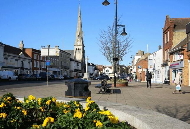 St Ives town centre