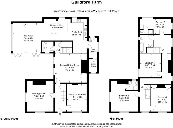 Guildford Farm fl...