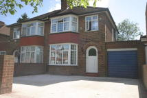 3 bedroom semi detached property in Firs Drive, TW5