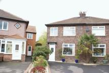 3 bedroom semi detached home to rent in Trevor Road, Burscough