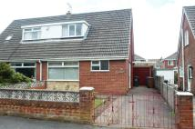 semi detached home in Conway Road, Eccleston
