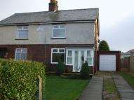 semi detached house in Carr Lane, Tarleton