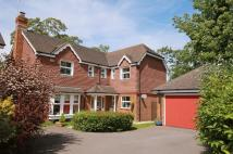 Detached house in Quarry Gardens...