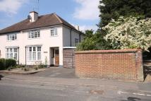 semi detached property to rent in St. Johns Road...
