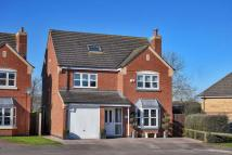 Detached house in Durham Close...