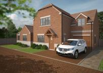 Detached home for sale in Langar Lane, Harby