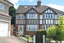 4 bed semi detached home in Gaywood Road, Ashtead