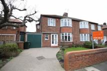 3 bed semi detached property in The Broadway, Tynemouth