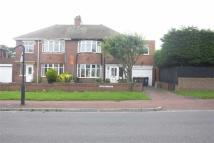 Hartburn Road semi detached house to rent
